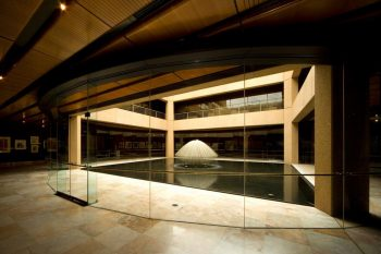 NSW Parliament Fountain Court corporate event space Sydney