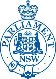 NSW Parliamentary Crest