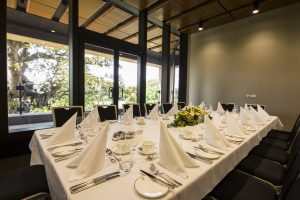 Private Dining at NSW Parliament Reid Room overlooking the iconic Domain