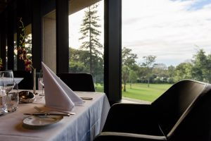 NSW Parliament House Strangers Dining View