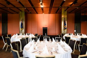 NSW Parliament Strangers Function Room Stage