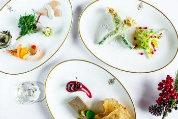 Strangers' Restaurant, NSW Parliament Sydney Food Image