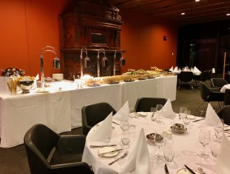 Members Dining Room, NSW Parliament