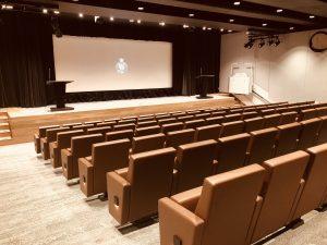 Theatrette Room NSW Parliament