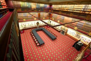 Jubilee Room NSW Parliament