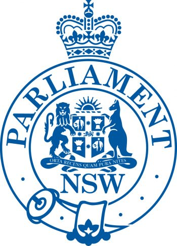 NSW Parliament Crest